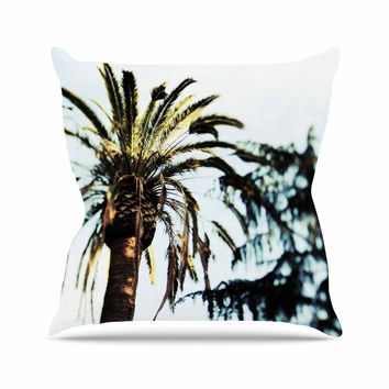 "Chelsea Victoria ""Tropico"" Nature Photography Outdoor Throw Pillow"