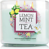 3-Wick Candle Lemon Mint Tea