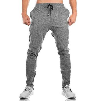 Pants Casual Sweatpants Solid Fashion high street Trousers Pants Men Joggers oversize brand high quality plaid pants