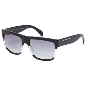 MARC BY MARC JACOBS COLORBLOCK SQUARE SUNGLASSES