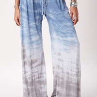 NEW MOON WIDE LEG PANT