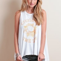 Jolo Chasing The Sun Tank By Show Me Your Mumu