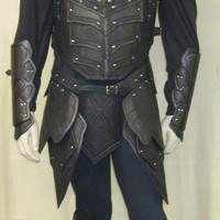 Nightingale Leather Armor Set