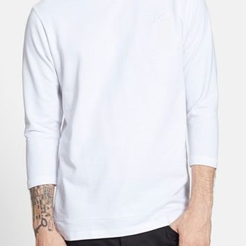 Men's PUBLISH BRAND 'Everit' French Terry Three Quarter Sleeve Pullover