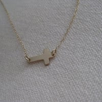 SISTER Necklace - Sisters Jewelry - Friendship Sister