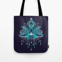 Mandala Tote Bag by printapix