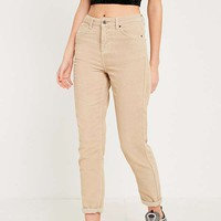 BDG Mom Stone Corduroy Jeans | Urban Outfitters