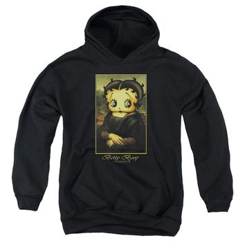 Betty Boop - Boopalisa Youth Pull Over Hoodie