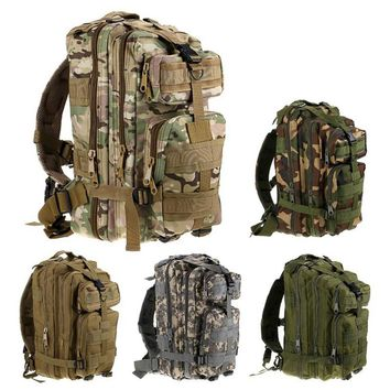 Tactical Backpack Military Army Molle Backpack Bag Rucksack Bug Assault Backpack Outdoor Sport Camping Hunting Hiking Bag