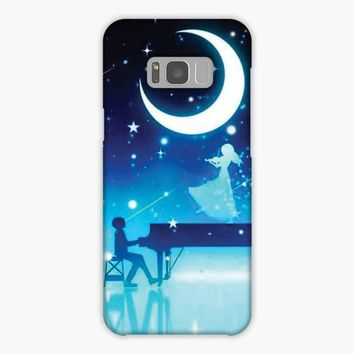 Kaori Your Lie In April Moonlight Samsung Galaxy S8 Plus Case