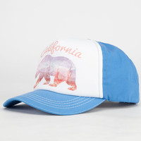 Element Sarah Snapback Hat Blue One Size For Women 23431820001