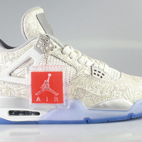 Air Jordan Men's 4 IV Retro Laser