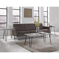 Altra Owen Retro Coffee Table | Overstock.com Shopping - The Best Deals on Coffee, Sofa & End Tables