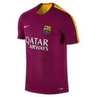 The FC Barcelona Pre-Match 2 Men's Soccer Shirt.
