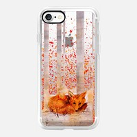 fox iPhone 7 Case by Marianna | Casetify