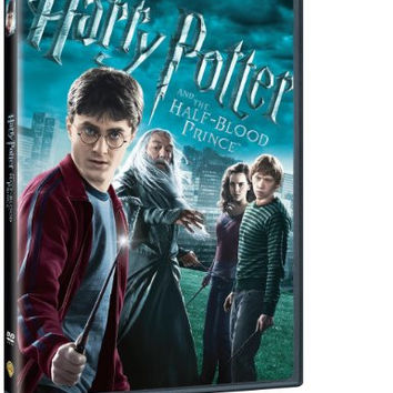Harry Potter and the Half-Blood Prince 2009 PG - Used Collectible Widescreen