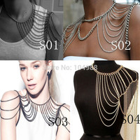 Women's Fashion Shoulder Body Chains