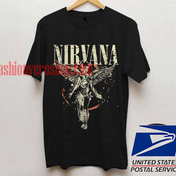 Nirvana In Utero Unisex adult T shirt