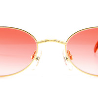 Paolo Gucci 7455 HINI 21K Gold Plated - Vintage Frames Company