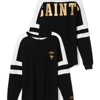 New Orleans Saints Pocket Varsity Crew