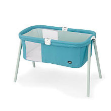 Chicco LullaGo Portable Bassinet - Sky