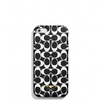 IPHONE 5 CASE IN SIGNATURE SILICONE