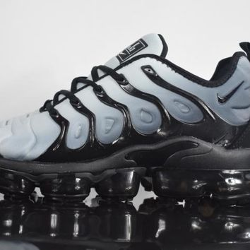 2018 nike air max plus tn vm grey black vapormax vapor max men fashion running sneakers sport shoes