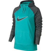 NIKE Women's Swoosh Out All Time Pullover Hoodie
