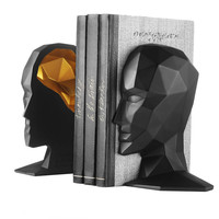 Knowledge in the Brain Bookends - A+R Store