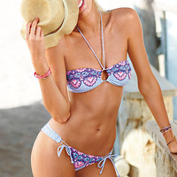 Keyhole Bandeau Top - Beach Sexy - Victoria's Secret