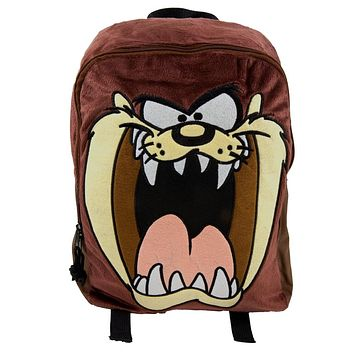 Looney Tunes - Taz Plush Backpack