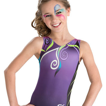 Tribal Dreams Cirque du Soleil Leotard from GK Elite