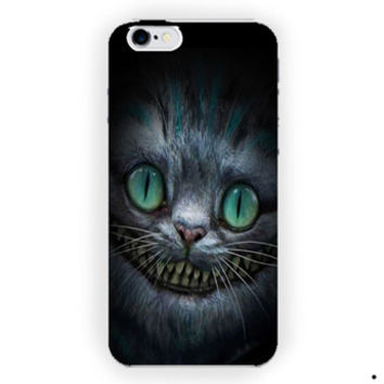 Alice In Wonderland Cheshire Cat For iPhone 6 / 6 Plus Case