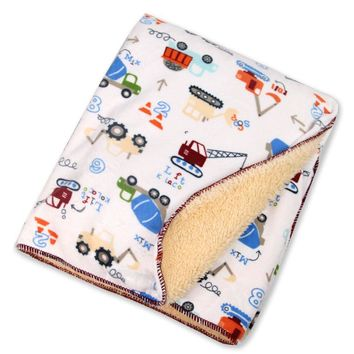 Baby Swaddle Blanket - Character Pattern - Breathable / Keep Warm