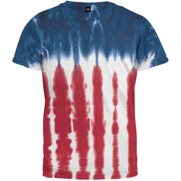 Patriotic Tie Dye Youth T-Shirt