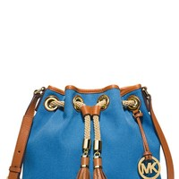 MICHAEL Michael Kors 'Medium Marina' Messenger Crossbody Bag | Nordstrom