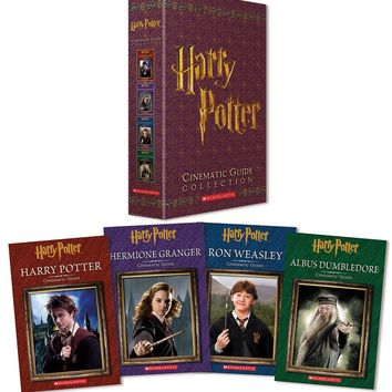 Harry Potter Cinematic Guide Boxed Set Harry Potter BOX