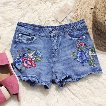 Sweet Pea Shorts
