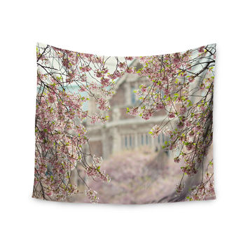 """Sylvia Cook """"Pink Dream"""" Wall Tapestry"""