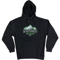Cascades Hoodie Charcoal Heather