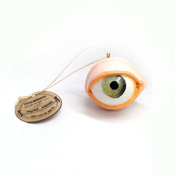 Eye Curiosity Ornament