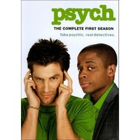 Psych: The Complete First Season (4 Discs) (Widescreen)