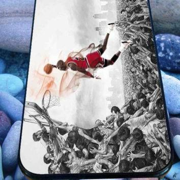 DCKL9 MICHAEL JORDAN new slam dunk Design for iPhone 4/4s/5/5S/5C/6, Samsung S3/S4/S5 Unique