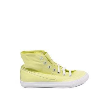 Yellow 38,5 EUR - 7,5 US Nike ladies Sneakers Go Mid Cnvs 434498 700