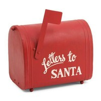 Letter To Santa Mailbox