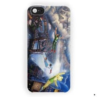 Disney Peter Pan Poster For iPhone 5 / 5S / 5C Case