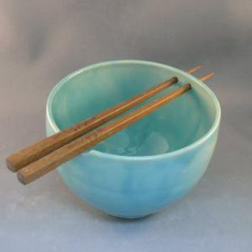 Rice Bowl Noodle Bowl by dbabcock on Etsy