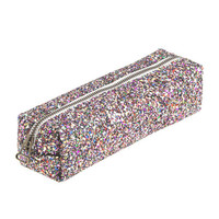 Girls' glitter pencil case - fun finds - Girl's jewelry & accessories - J.Crew