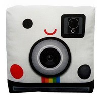 Handmade Gifts | Independent Design | Vintage Goods Mini Polaroid Pillow - Collectible Plushes