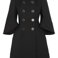 Alexander McQueen - Double-breasted wool coat
